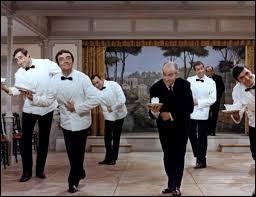 """Qui joue Monsieur Septime dans """"Le grand restaurant"""" ?"""