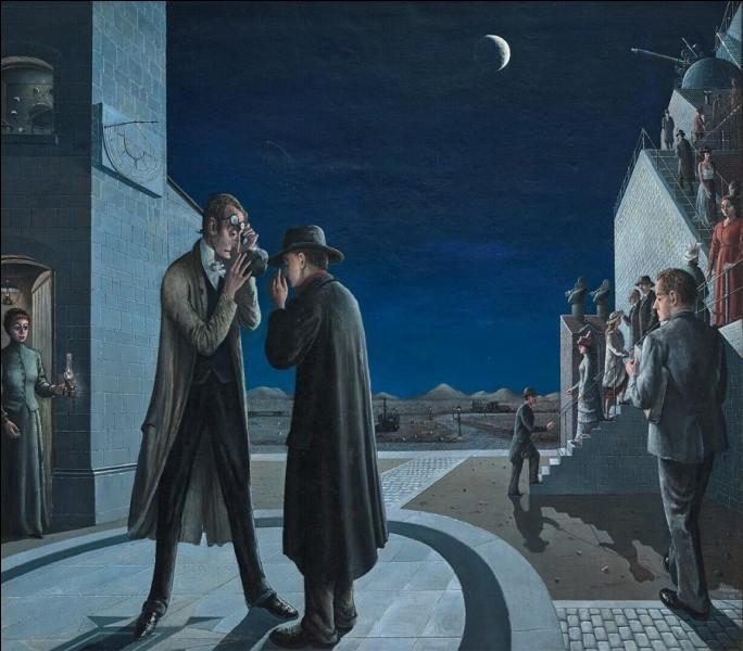 """Et voici """"Les Phases de la Lune"""". De quel artiste ?"""