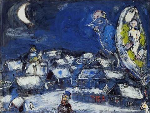 """À qui doit-on """"Le Village sous la lune"""" ?"""