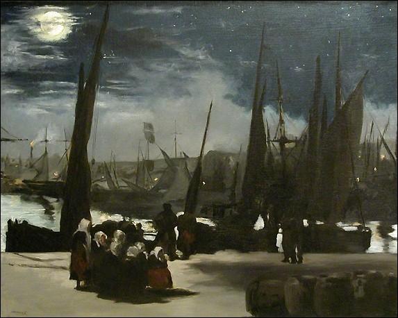 Peintures sous la Lune (2)