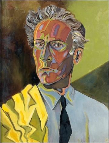 """Qui a peint """"Autoportrait à la veste jaune"""" ?"""