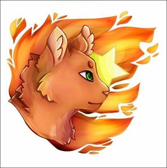 Quel était le nom de chaton d'Étoile de Feu ?