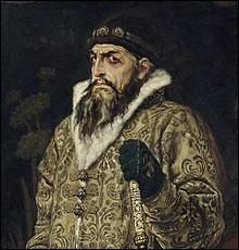 Ce Tsar de Russie, contemporain de Henri II et d'Elizabeth 1ère, aurait pu servir de modèle à Barbe-bleue. Il s'agit de...