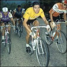 Quel était le surnom d'Eddy Merckx ?