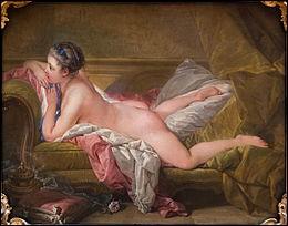 """Elle était (et reste) la plus connue des """"petites"""" maîtresses de Louis XV.Il s'agit de..."""