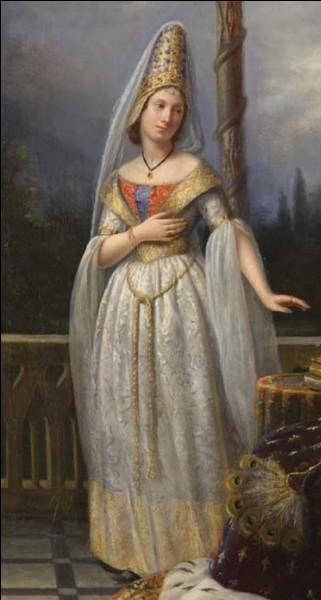 Qui était Odette de Champdivers ?