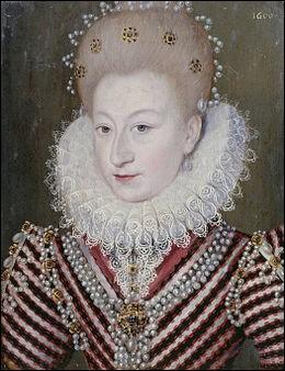 Maîtresse de Charles IX, elle eut 2 filles qui furent toutes deux maîtresses d'Henri IV !