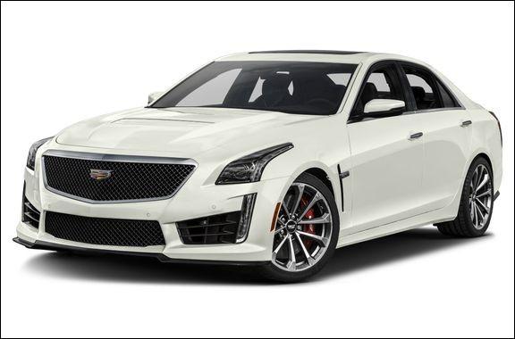 Quel est le modèle de cette Cadillac ?