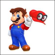 Dans ''Super Mario Odyssey'', comment se nomme le chapeau de Mario, lui permettant de se transformer en divers chose ?