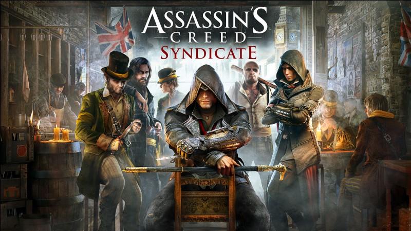 Quelle mécanique unique à cet opus a été ajouté dans ''Assassin's Creed Syndicate'' ?