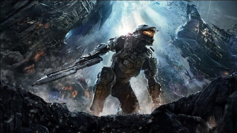 """Comment recharge-t-on son """"bouclier énergétique"""" dans la série ''Halo'' ?"""