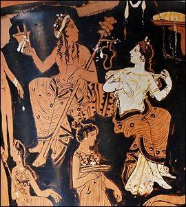Ariane était amoureuse d'Achille.