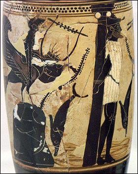 Ulysse ne se sentait pas concerné par la guerre de Troie.