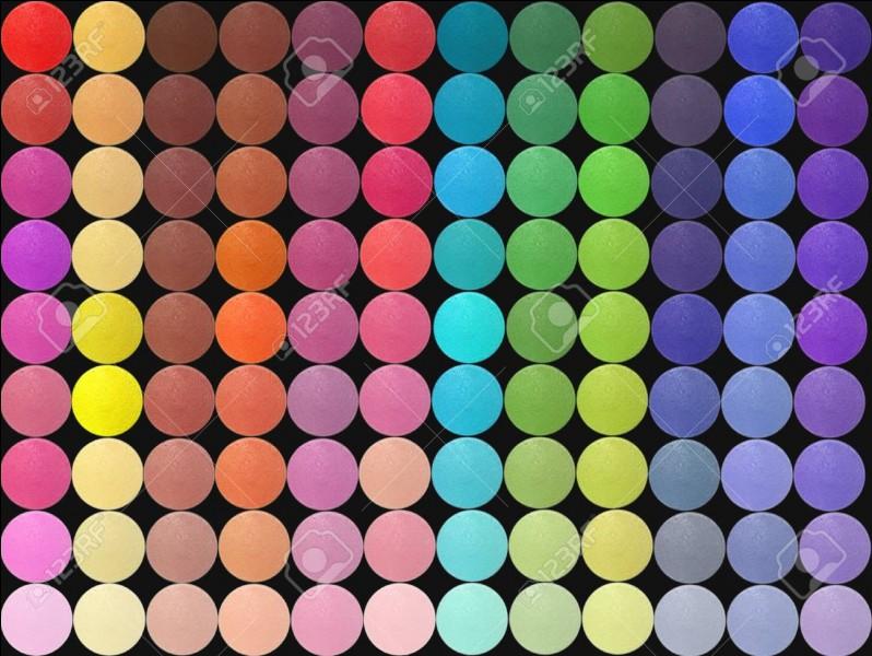 Quelle est sa couleur préférée ? Le ...