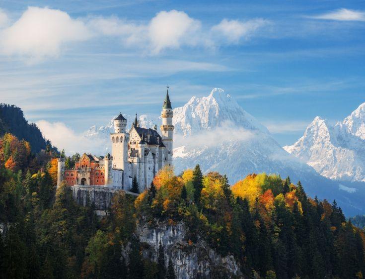 Voyage en Bavière
