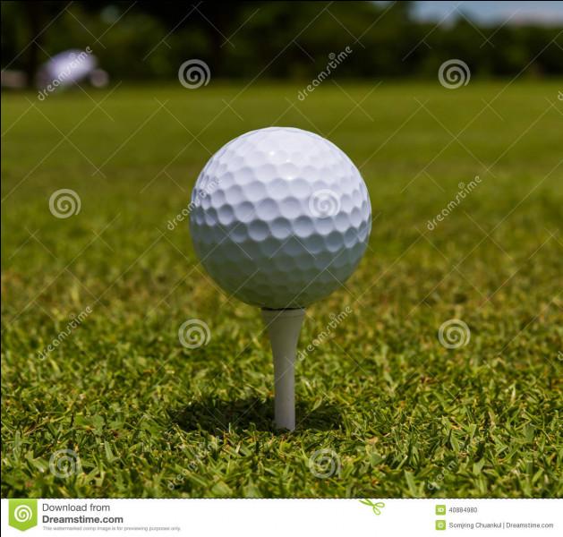 Quelle marque de balles de golf n'existe pas ?