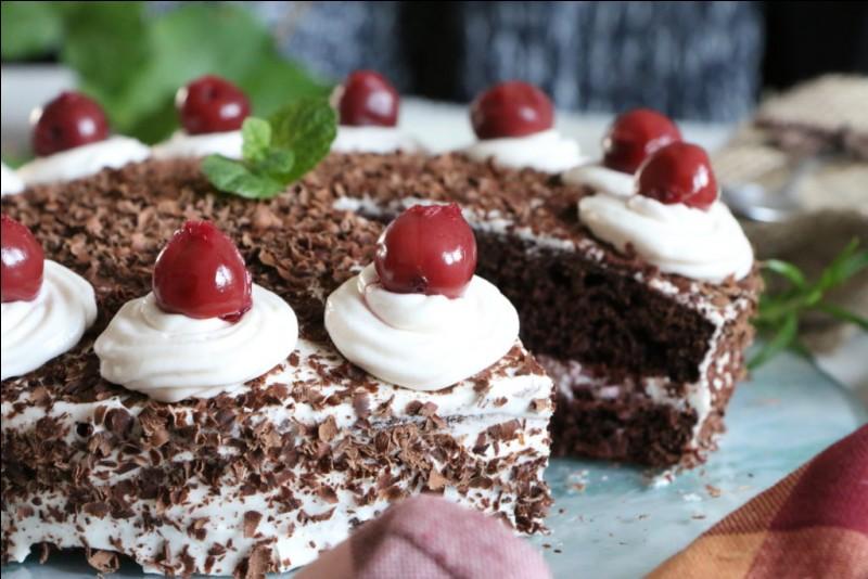Comment se nomme ce gâteau ?