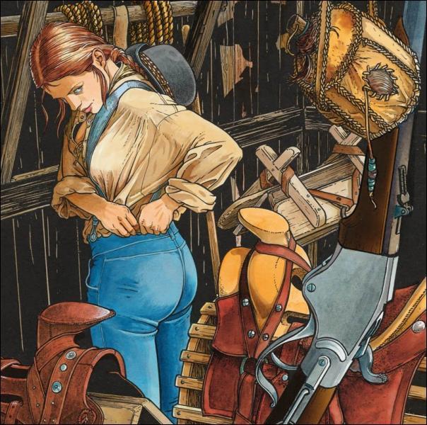 Comment s'appelle le sixième tome de la BD «Les passager du vent», qui est sorti en 2009 (l'avant-dernier tome datait de 1984) ?