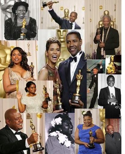 Acteurs et actrices noirs