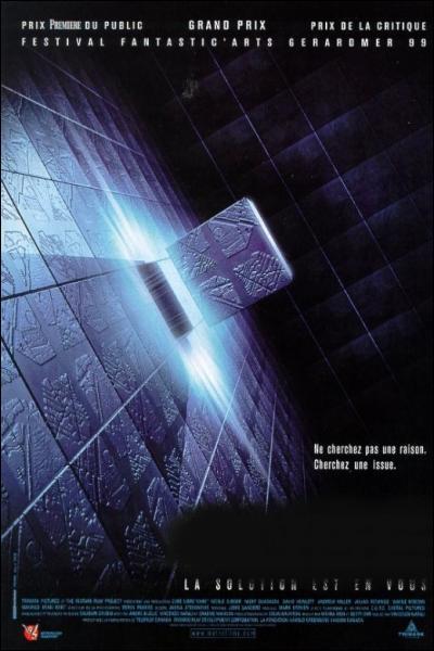 Quel est ce film où un groupe de 6 inconnus sont enfermés dans des pièces où se cachent des pièges mortels ?
