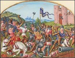 17 juillet 1453, la bataille de Castillon met fin, sur le terrain du moins, à la guerre de Cent Ans. Appuyée pour la première fois par l'artillerie de campagne des frères Bureau, l'armée de Charles VII met les troupes de Henri VI d'Angleterre en déroute. Il reste à signer le traité de paix. Celui-ci sera paraphé le...