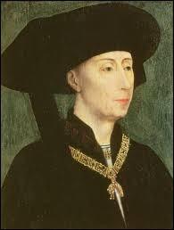 Mais voilà que l'héritier de la couronne conspire contre son papa Charles VII et contre Agnès Sorel. Et les voilà fâchés ! Pour sauver ses miches le nouveau dauphin se réfugie d'abord en Dauphiné puis chez :