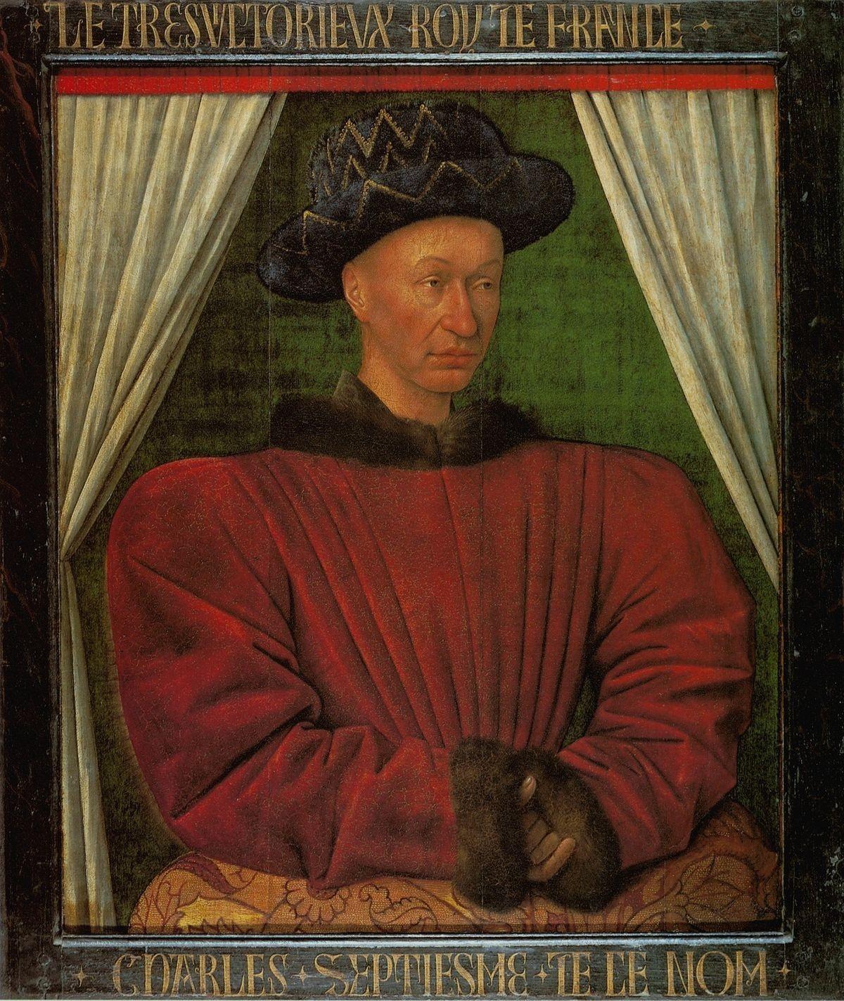 Et si on parlait un peu du roi Charles VII?