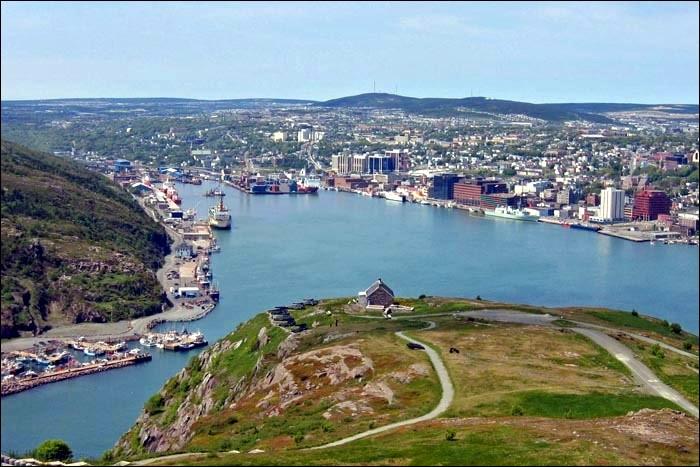 Quelle Province canadienne a pour capitale la ville de Saint-John's ?