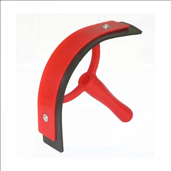 Galop 1 : à quoi sert le couteau de chaleur ?
