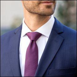 Comment est la blague de la cravate ?