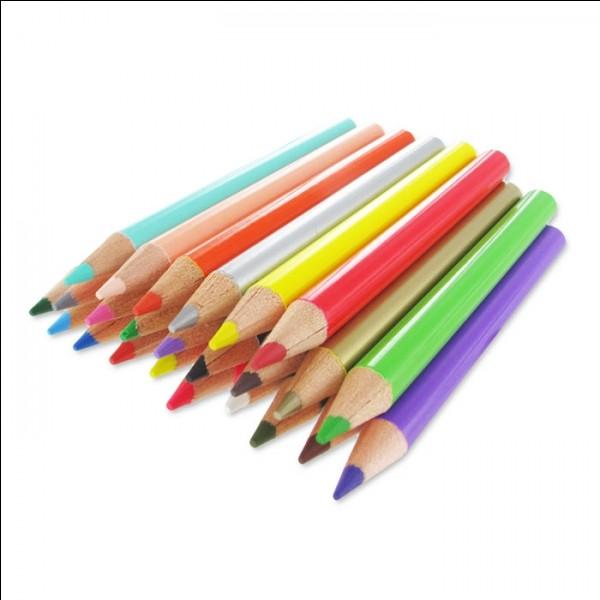 Que dit un crayon qui croise un autre crayon ?