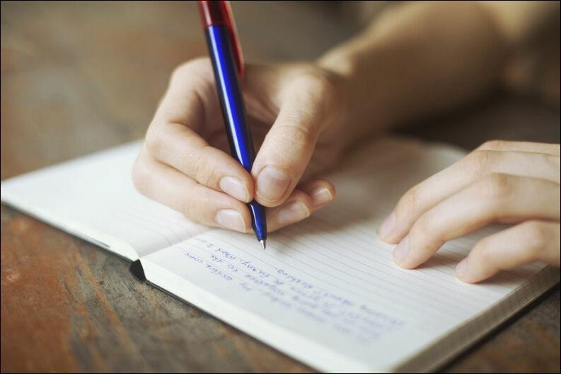 Déjà, aimes-tu écrire ?