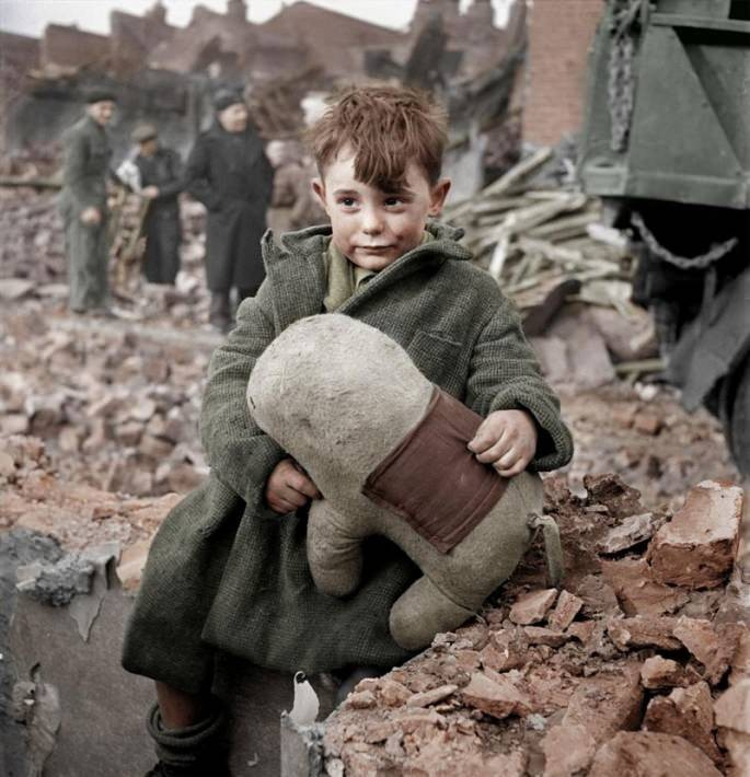 Le monde en 1945 (partie 1)