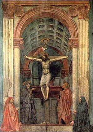 Qui a peint la 'Trinité'?