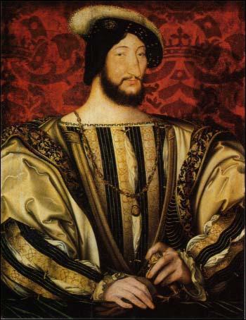 Qui a peint ce portrait de François 1er?