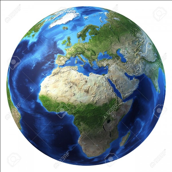 Sur Terre, il y a davantage d'eau douce que d'eau salée.