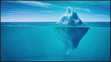L'eau se trouve sous ses trois formes physiques (liquide, gaz, et solide) sur la Terre.