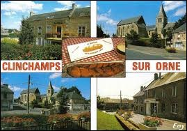 Petit tour en Normandie, à Clinchamps-sur-Orne. Commune de l'arrondissement de Caen, elle se situe dans le département ...