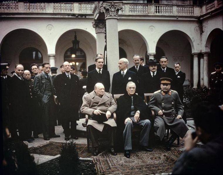 Le monde en 1945 (partie 2)