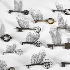 Dans quelle saga cinématographique peut-on voir des clés volantes ?