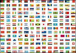 Retrouvez le drapeau sur lequel il n'y a PAS de clef :