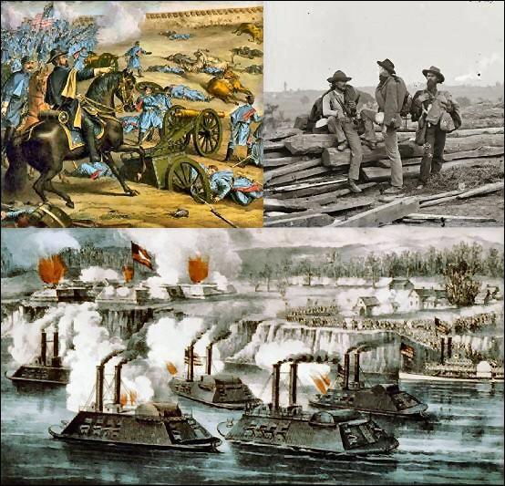 En quelle année s'est terminée la guerre de Sécession ?