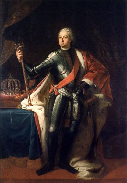Comment était surnommé le roi Frédéric-Guillaume Ier de Prusse ?