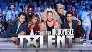 """L'émission """"La France a un incroyable talent"""" est diffusée sur la chaîne M6."""