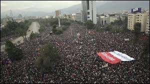 Quel a été l'événement déclencheur du soulèvement populaire au Chili ?