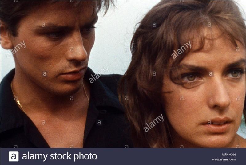 """Dans le film """"Plein Soleil"""", quel acteur accompagne Marie Laforêt ?"""