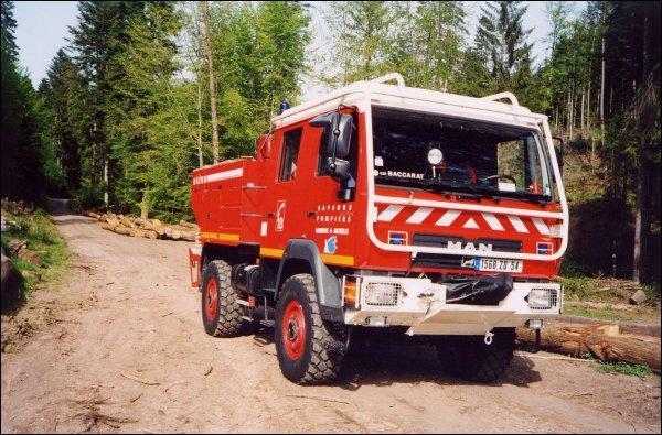 Ce véhicule est un Camion Citerne Feux Moyen. Pour quel type d'intervention est-il utilisé ?
