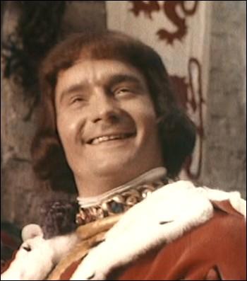 """Qui est ce roi, incarné par Michel Bouquet dans """"la Tour de Nesle"""" d'Abel Gance ?"""