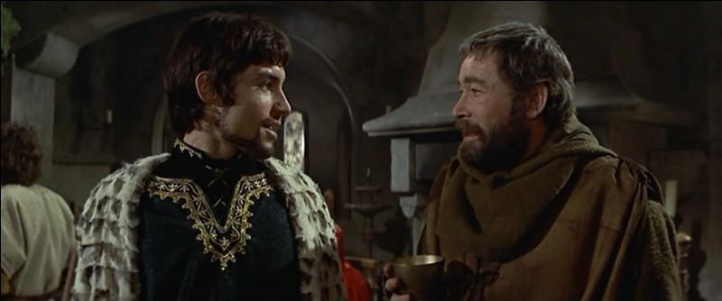 """Quel roi de France apparaît dans """"le Lion en hiver"""", incarné par Timothy Dalton ?"""