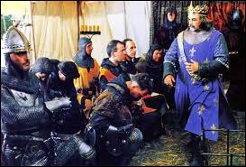 """Quel roi, incarné par Didier Pain, apparaît dans """"les Visiteurs"""" ?"""